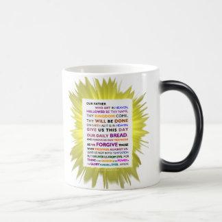 Kaffee-Tasse, die Ihren Tag erhellt Verwandlungstasse