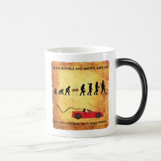 Kaffee-Tasse dieser intelligente Höhlenbewohner Verwandlungstasse