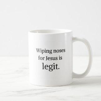 Kaffee-Tasse für christliche Mammen, lustiges Kaffeetasse