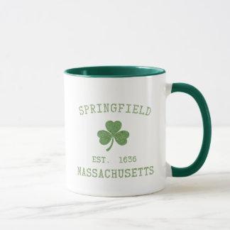 Kaffee-Tasse Springfields MA Tasse
