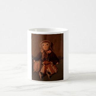 Kaffee-Tasse Stadtstreicherin-Sallie Tasse