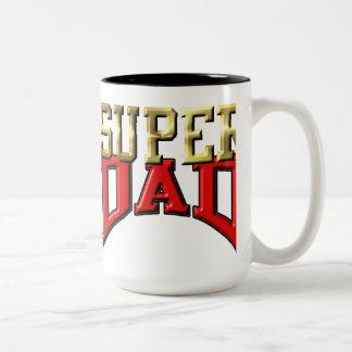 """Kaffee-Tasse - """"SUPERvati """""""