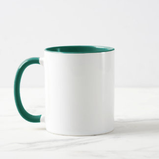 Kaffee-Tassen-Babyelefant Tag St. Patricks Tasse