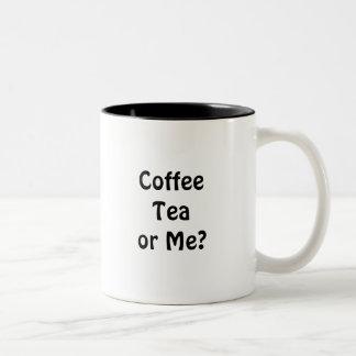 Kaffee-Tee oder ich? Haferl