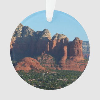 Kaffee-Topf-Felsen I in Sedona Arizona Ornament