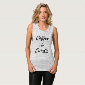 Kaffee u. Herz Tank Top