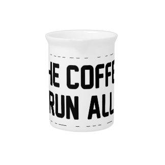 Kaffee u. Lauf Krug
