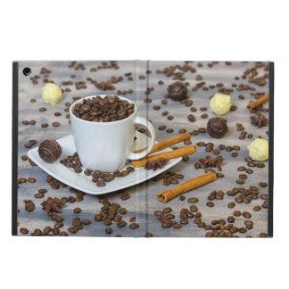 Kaffee und Gewürze