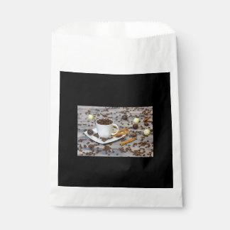 Kaffee und Gewürze Geschenktütchen