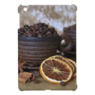 Kaffee und Gewürze iPad Mini Hülle