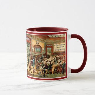 Kaffee-Zacken - Tasse