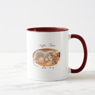 """""""Kaffee-Zeit-"""" Tasse"""