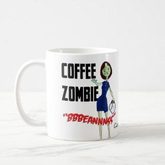 Kaffee-Zombie-Tasse Tasse