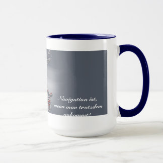 "Kaffeebecher/Mug ""Sea Breeze"" Var02 Tasse"