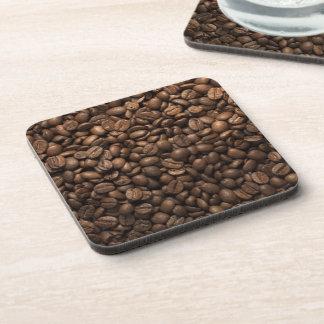 Kaffeebohne-Untersetzer (Set von 6) Untersetzer
