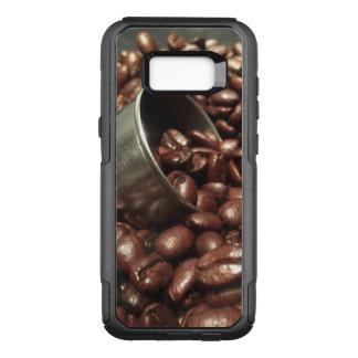Kaffeebohnen und Schaufel-Fotografie OtterBox Commuter Samsung Galaxy S8+ Hülle