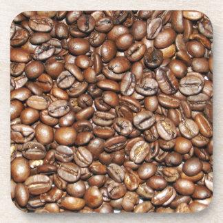 Kaffeebohnen Untersetzer