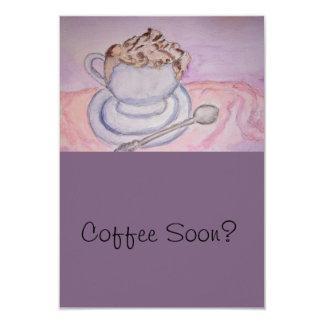 Kaffeedatum! Karte