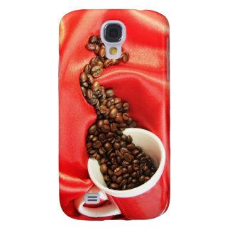 Kaffeeentwurf Galaxy S4 Hülle