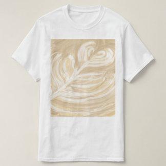 Kaffeeherzkunst T-Shirt