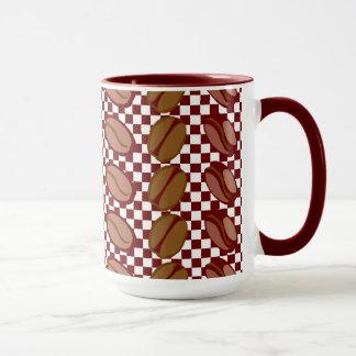 Kaffeepause-Karos Tasse