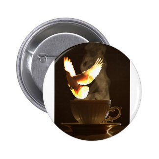 KAFFEEPAUSE RUNDER BUTTON 5,1 CM