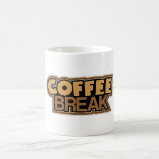 """""""Kaffeepause-"""" Tasse"""