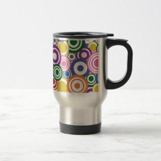 Kaffeereise-Tasse Edelstahl Thermotasse