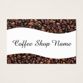 Kaffeestube-Visitenkarte Visitenkarte