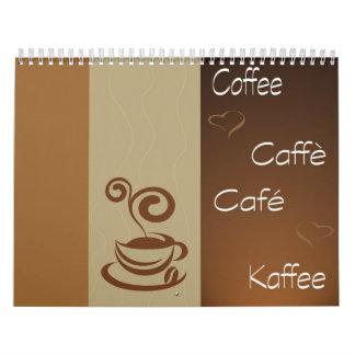 Kaffeestunde Kalender