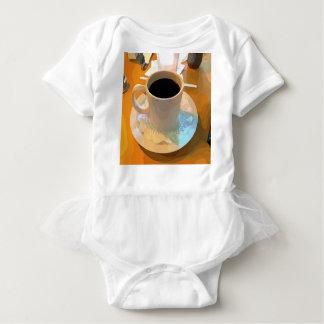 Kaffeetasse Baby Strampler