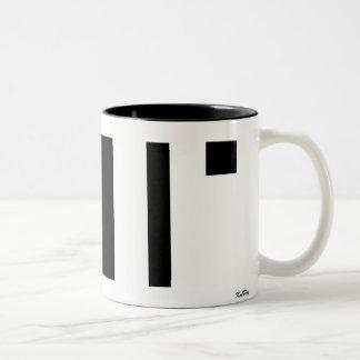 Kaffeetasse ein Kaffee Dream Zweifarbige Tasse