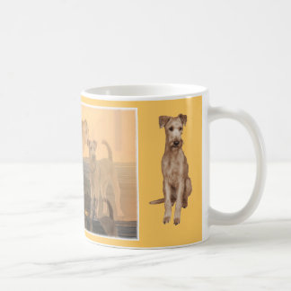 """Kaffeetasse """"Irish Terrier"""""""