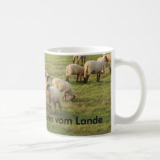 Kaffeetasse mit Tiermotiv