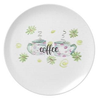 Kaffeetassen Teller