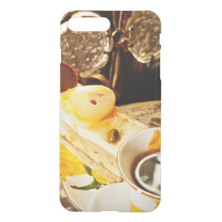 Kaffeezeit iPhone 8 Plus/7 Plus Hülle