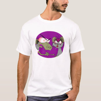 Käfig- u. Alice-Shirt T-Shirt
