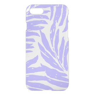 Kahanu Garten-hawaiische Palmblätter lila iPhone 8/7 Hülle