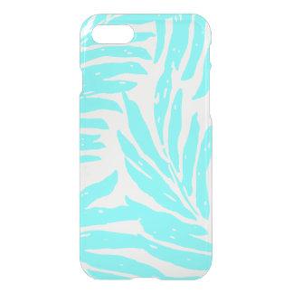 Kahanu Garten-hawaiische Palmblätter Turq iPhone 8/7 Hülle