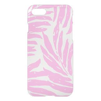 Kahanu Garten-hawaiisches Palmblatt-Rosa iPhone 8/7 Hülle