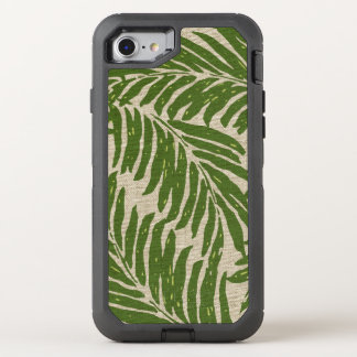 Kahanu Palmen-hawaiische OtterBox Defender iPhone 8/7 Hülle