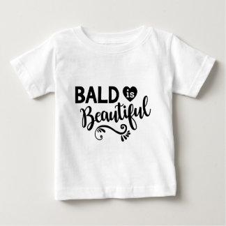 Kahl ist schön baby t-shirt