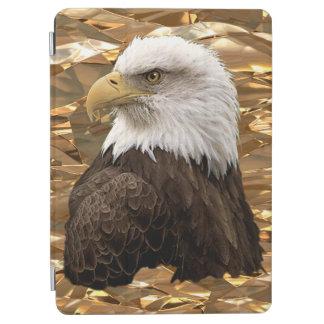 Kahler Adler auf Folien-Tier-Foto-Porträt iPad Air Cover