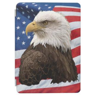 Kahler Adler auf US-Flaggen-patriotischem iPad Air Hülle