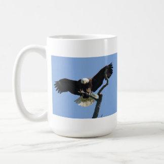 Kahler Adler-Kaffee-Tasse
