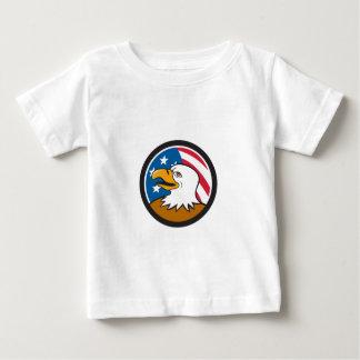 Kahler Adler lächelnder Baby T-shirt
