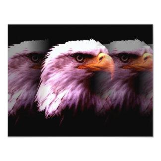 Kahler Amerikaner Eagle 10,8 X 14 Cm Einladungskarte
