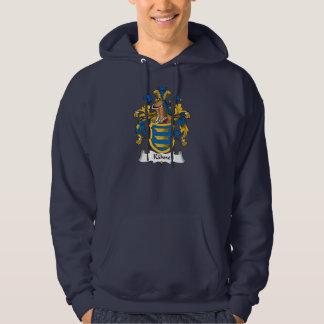 Kahne Familienwappen Kapuzensweater