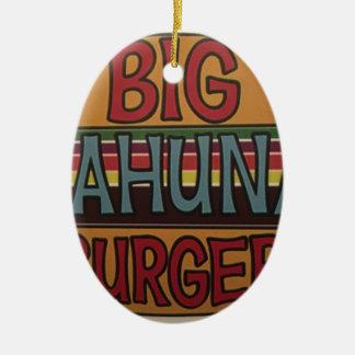 Kahuna Burger Keramik Ornament