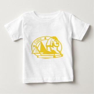 Kairo-Briefmarke Baby T-shirt